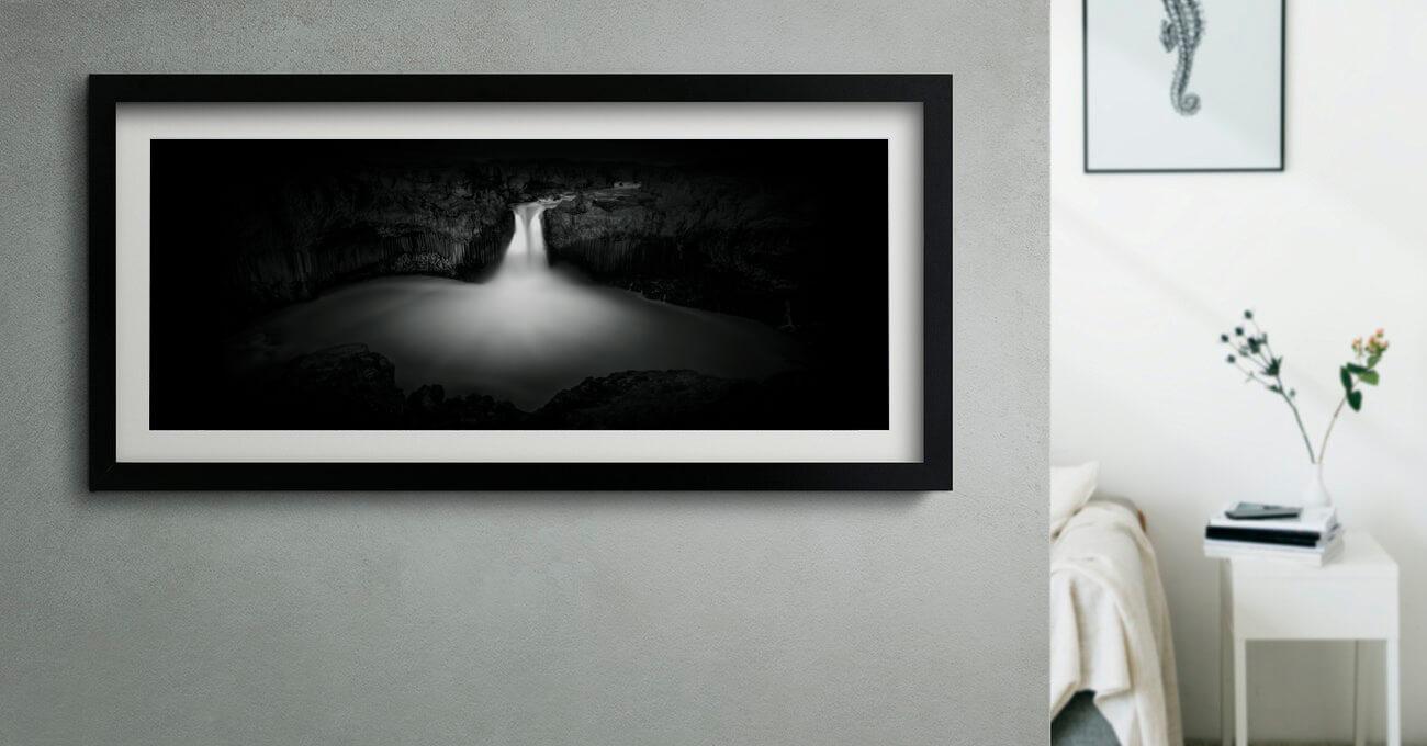 aldeyjarfoss frame rendering