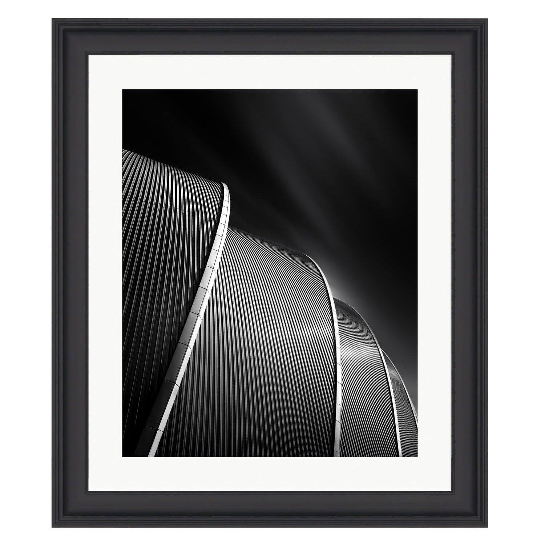 armadillo black frame mockup