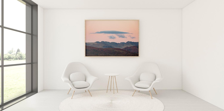 fragile beauty interior frame rendering