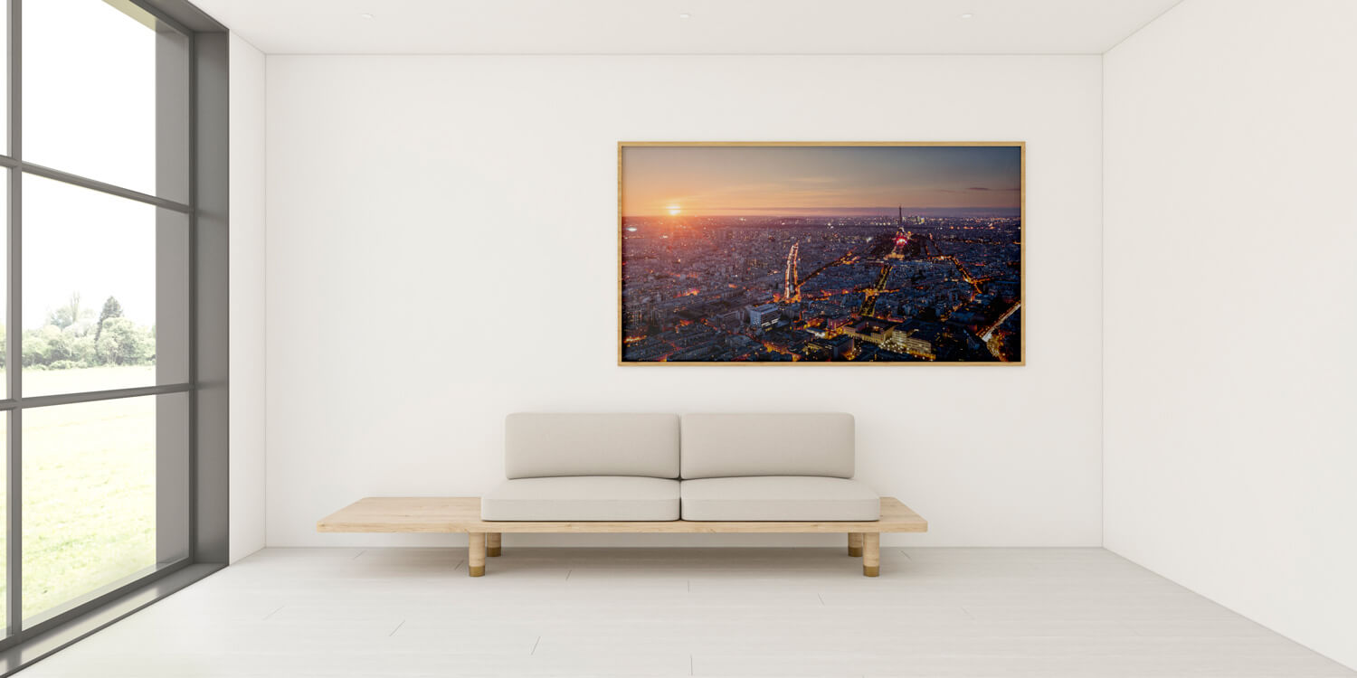 one night in paris interior frame rendering