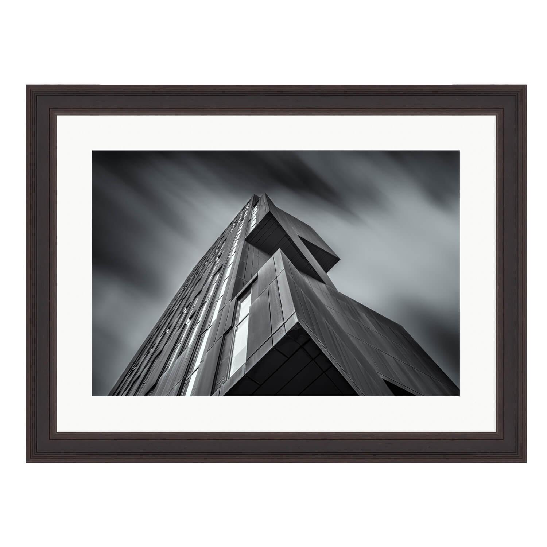 perspective ash frame mockup