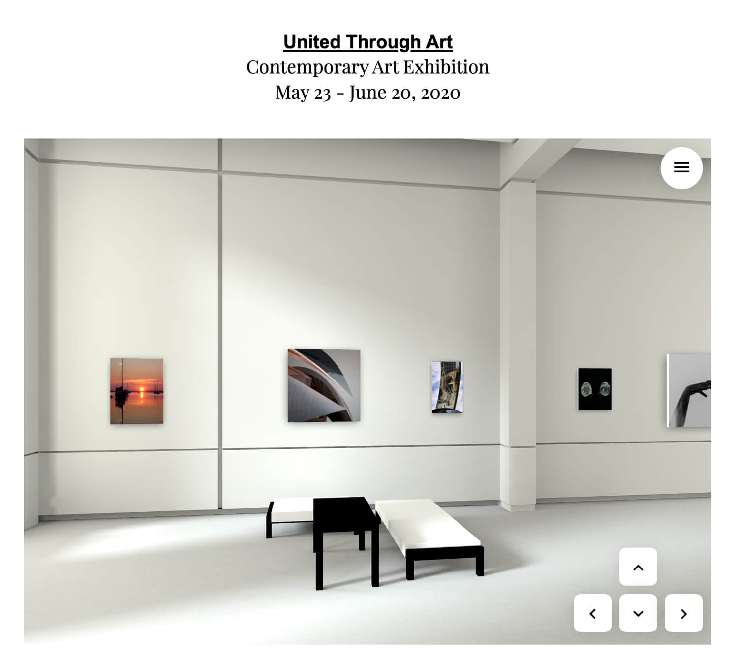 united through art exhibition